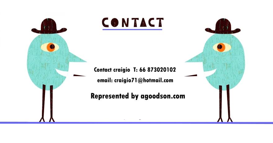 CRAIGIO CONTACT PAGE